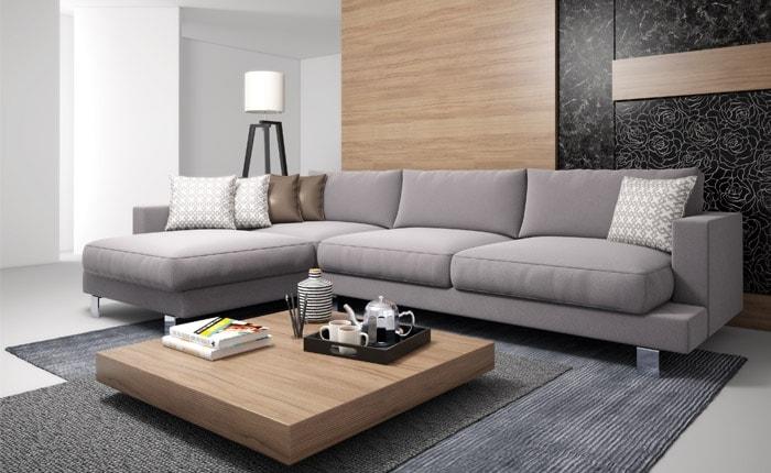 Угловой диван Concord