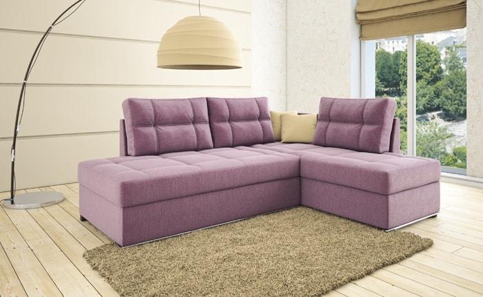 Угловой диван Rubi