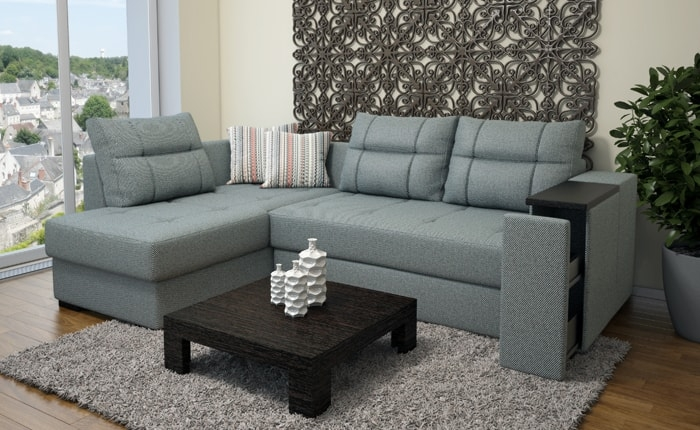 Corner sofa Tusson