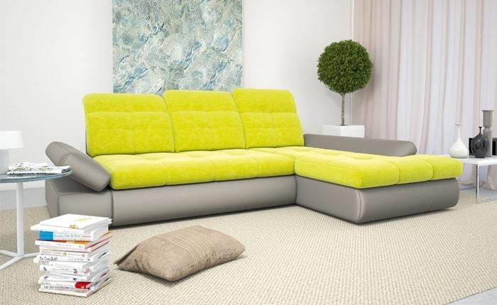 Угловой диван Roxi