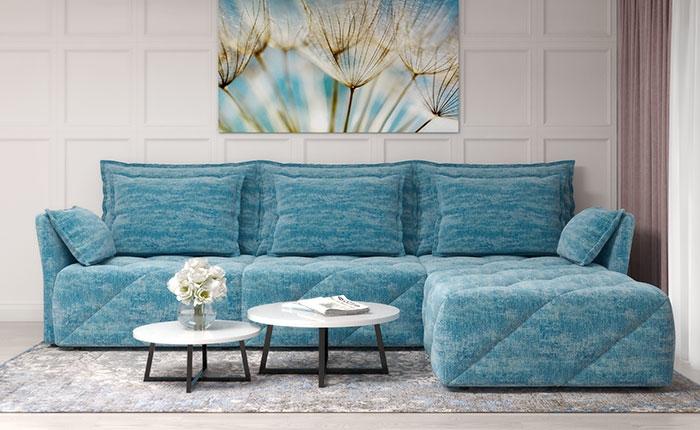 Угловой диван Nirvana