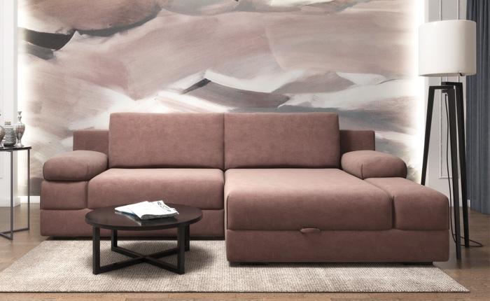 Угловой диван  Energy