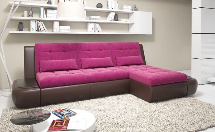 Corner sofa Seatle